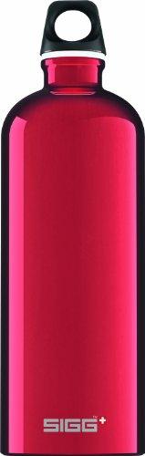 Sigg Traveller Water Bottle (Red, 1.0-Litre) front-946014