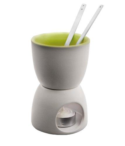 ibili-fornello-per-fonduta-a-lumino-2-forchettine-incluse-colore-grigio-chiaro-verde-interno