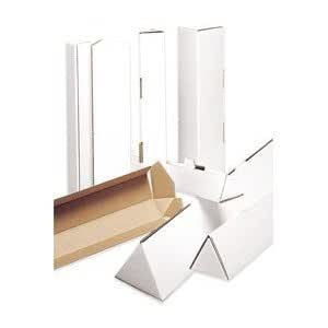 Box Partners MTM230 2 in. x 30 .25 in. Triangle Mailing Tubes- 50