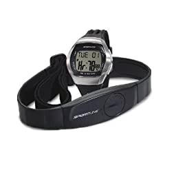 SportLine dual-use Heart Rate Monitor