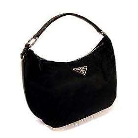 Prada Black Handbag 988