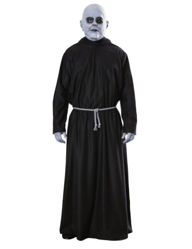Adult-Costume Addams Family Uncle Fester Halloween Costume