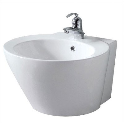 Amazing Pegasus W Luzern Wall Mounted Lavatory Sink White