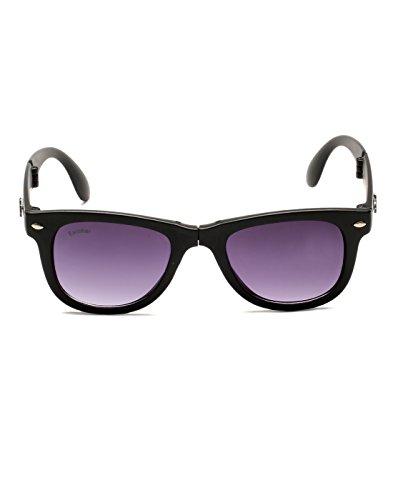 Lifestyle Escobar Lifestyle Black Stylish Foldable Sunglass