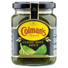 Colmans sauce à la menthe 250ml