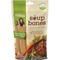 Rachael Ray Nutrish Soup Bones - Real Chicken & Veggies - 6.3oz