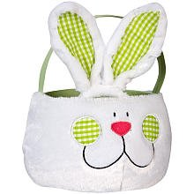 Image #1 of Easter Plush Basket