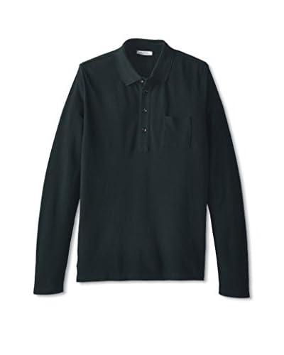 Valentino Garavani Men's Long Sleeve Polo