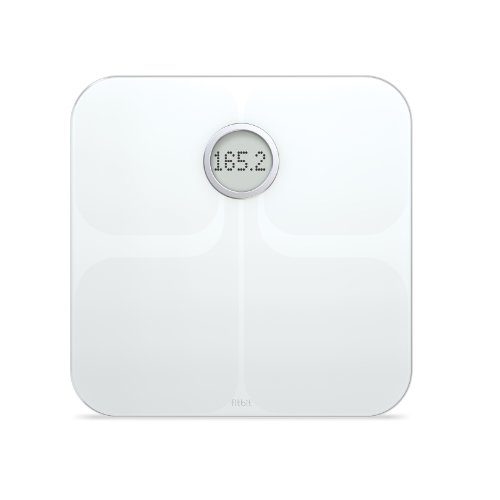 FitBit Aria - Báscula digital, color blanco 77.00€