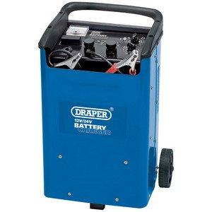 Draper 11967 360A 12/24V Battery Charger/ Starter