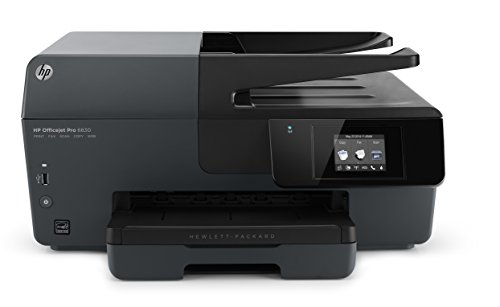 HP Officejet Pro 6830 Stampante Multifunzione e-All in One, Stampa, Copia, Scansione, Fax