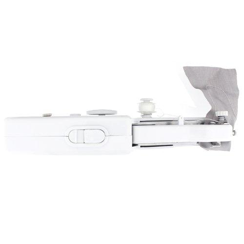 Macchina da cucire a filo unico mini portatile da mano di for Macchina da cucire mini portatile