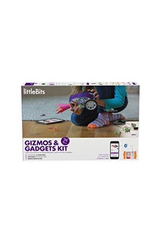 littleBits Gizmos & Gadgets 2nd Edition Building Kit