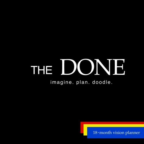 the DONE.: imagine. plan. doodle.