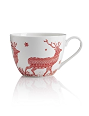 Jumbo Walking Stag Mug