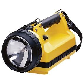 The Rugged Streamlight LiteBox Standard System Rechargeable Lantern in Yellow