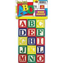 ABC WOOD BLOCKS