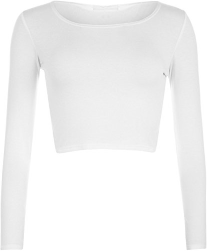 mixlot-new-donna-girocollo-manica-lunga-top-t-shirt-da-donna-top-tutti-i-colori-white-s-m