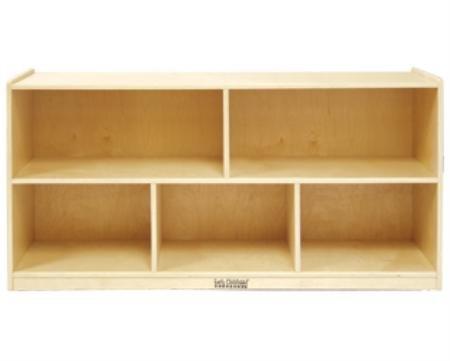 black friday kids low wooden storage cabinet shelves for. Black Bedroom Furniture Sets. Home Design Ideas