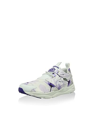Reebok Zapatillas Furylite Graphic Blanco / Vinca