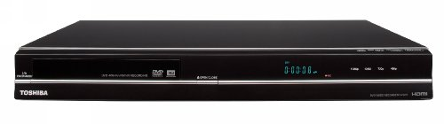 Toshiba DR570 DVD Recorder/Player - Black