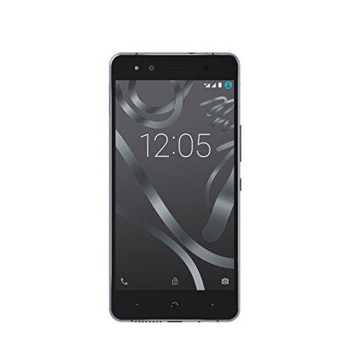 <p>Smartphone bq Aquaris X5 16 GB - 4G - 12,7 cm (5) LCD 1920 x 1080 HD Pantalla Táctil - Qualcomm Snapdragon 412 Quad-</p>