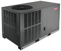 3 Ton Goodman 13 SEER R-410A Air Conditioner Package Unit