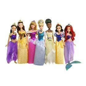31WyGT9aIFL Buy  Disney Princess Shimmer Doll Collection