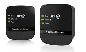 BT Broadband Extender 500 Kit, Powerline Adapter