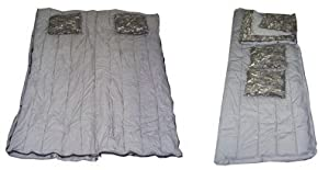 1 or 2 Persons Double Sleep BAG Multi Layers 35º - 5ºf