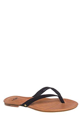 W Allaria II Mar Low Heel Flip Flop Sandal