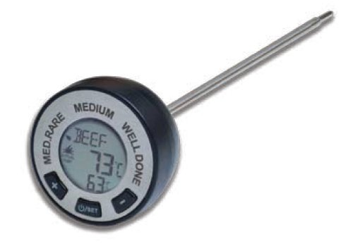 Man Law Digital Smart Instant Read Thermometer