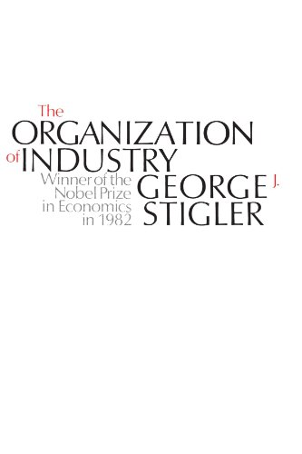 All great economists are tall there are by george stigler for Joe s bain industrial organization pdf