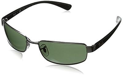 Ray-Ban RB3364 Gunmetal Sunglasses