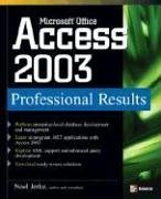 Microsoft Office Access 2003 Professional Results