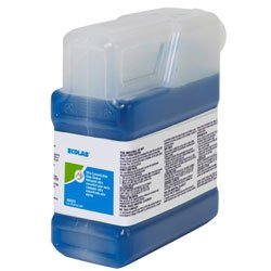 Zoom Supply Ecolab 6100291 QC Ultra Glass Cleaner, Commercial-Strength Ecolab QC Glass Cleaner -- When Brilliant & Cleaner Glass Matters Most