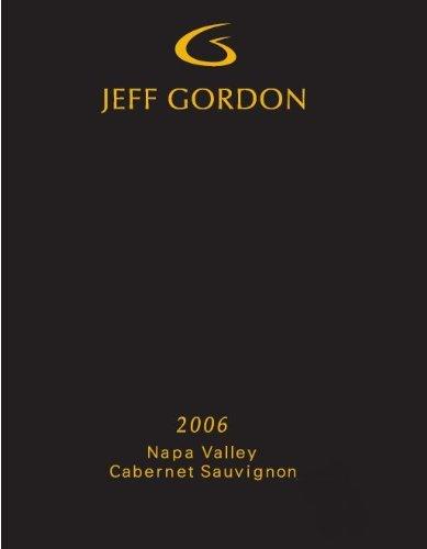 2006 Jeff Gordon Napa Valley Cabernet Sauvignon 750 Ml