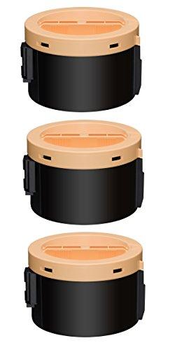 3x Ti-Sa Basic Rebuilt Toner für Epson C13S050709 S050709