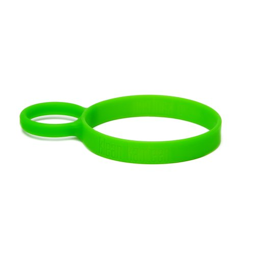 Klean Kanteen Silicone Pint Cup Ring (Bright Green) front-1014830