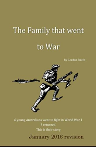 Book: The Family that went to War by Gordon Smith