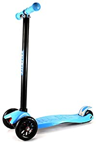 Velocity Scooters 22 Childrens Kids Four Wheeled Toy Kick Scooter w/ Adjustable Handlebars, Rear Fen available at Amazon for Rs.16134