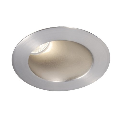 Wac Lighting Hr-3Led-T418N-W-Wt 3000K Led 3-Inch Recessed Downlight With Adjustable Round Trim, White