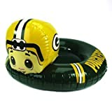 Green Bay Packers Inflatable Mascot Inner Tube at Amazon.com
