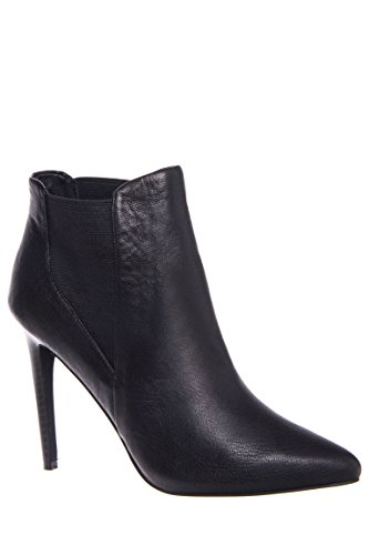 Arnold Leather Pointed Toe Bootie
