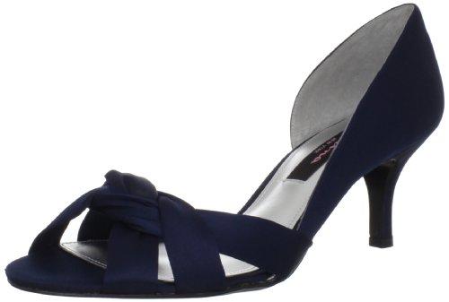 Navy Womens Sandals