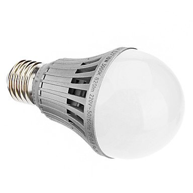 Xiongd E27 A60 11W 21X5730Smd 960Lm 2700K Warm White Light Led Ball Bulb (220-240V)