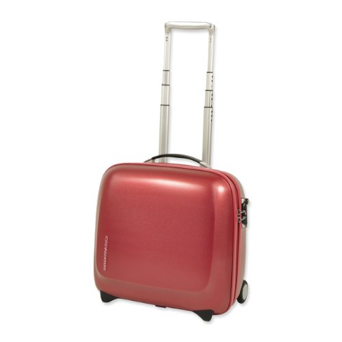 B-Drop Pilotenkoffer von Mandarina Duck in Rot