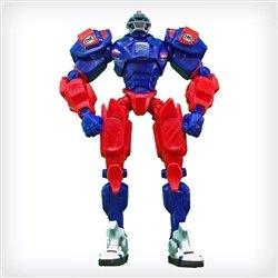 "Buffalo Bills 10"" Team Cleatus FOX Robot Action Figure Version 2.0"