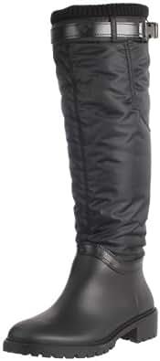 DKNY Women's Cascade Boot,Black,9.5 M US