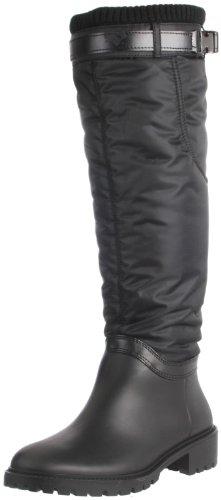 DKNY Women's Cascade Boot,Black,8 M US